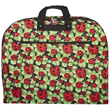 World Traveler 40-inch Ladybug Garment Bag