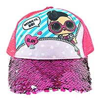 Fab Starpoint LOL Surprise Pink Sequin Cool Hat