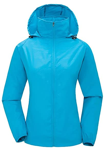 Amazon.com: ZSHOW Women's Super Lightweight Jacket Quick Dry ...