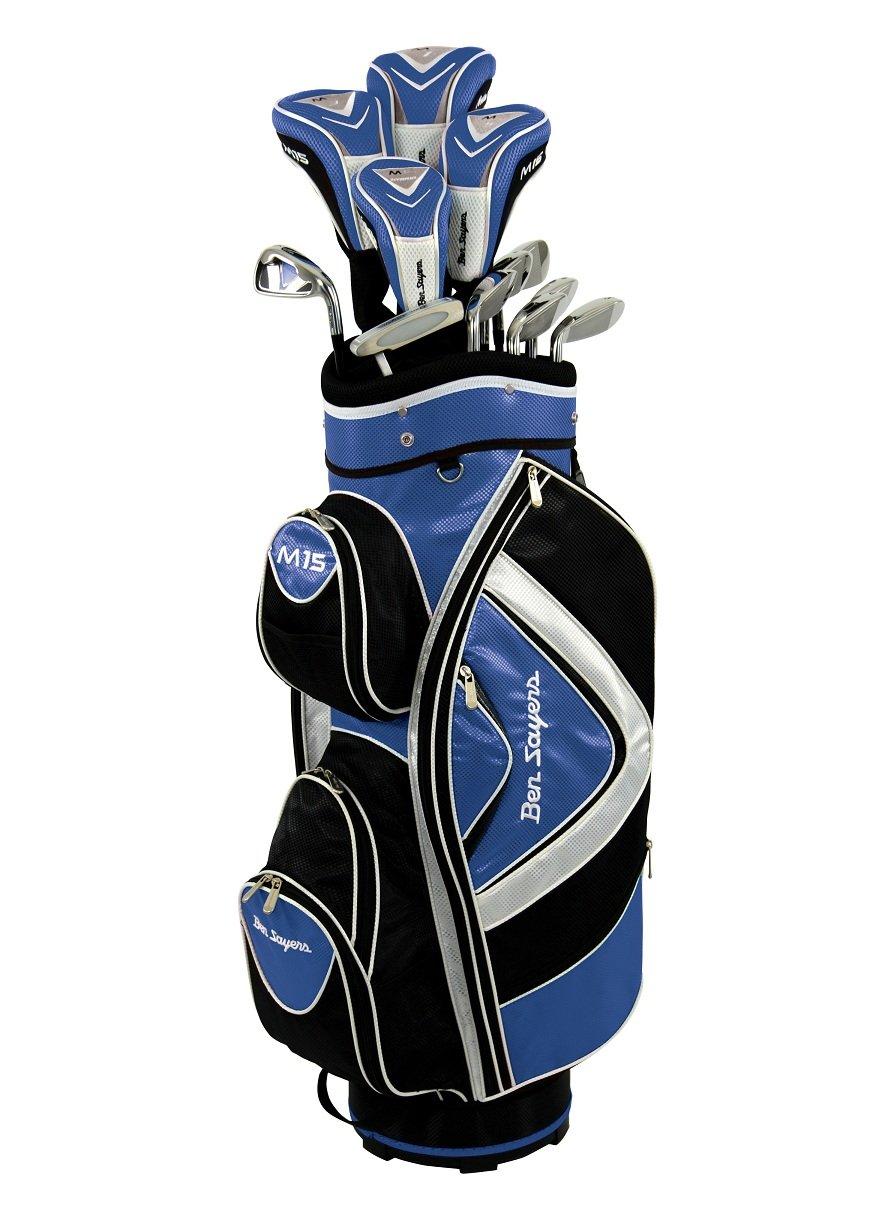 Ben Sayers M15 completo de palos de Golf bolsa de Golf con ...