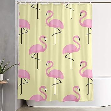 Pink Flamingo Bathroom Decor.Amazon Com Shower Curtains Pink Flamingo Bathroom