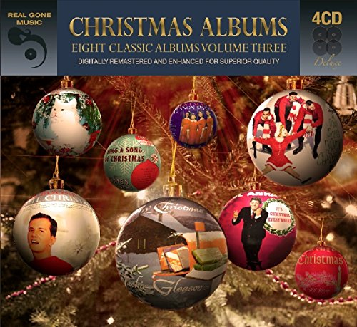 (8  Classic Christmas Albums Vol 3 / Various)