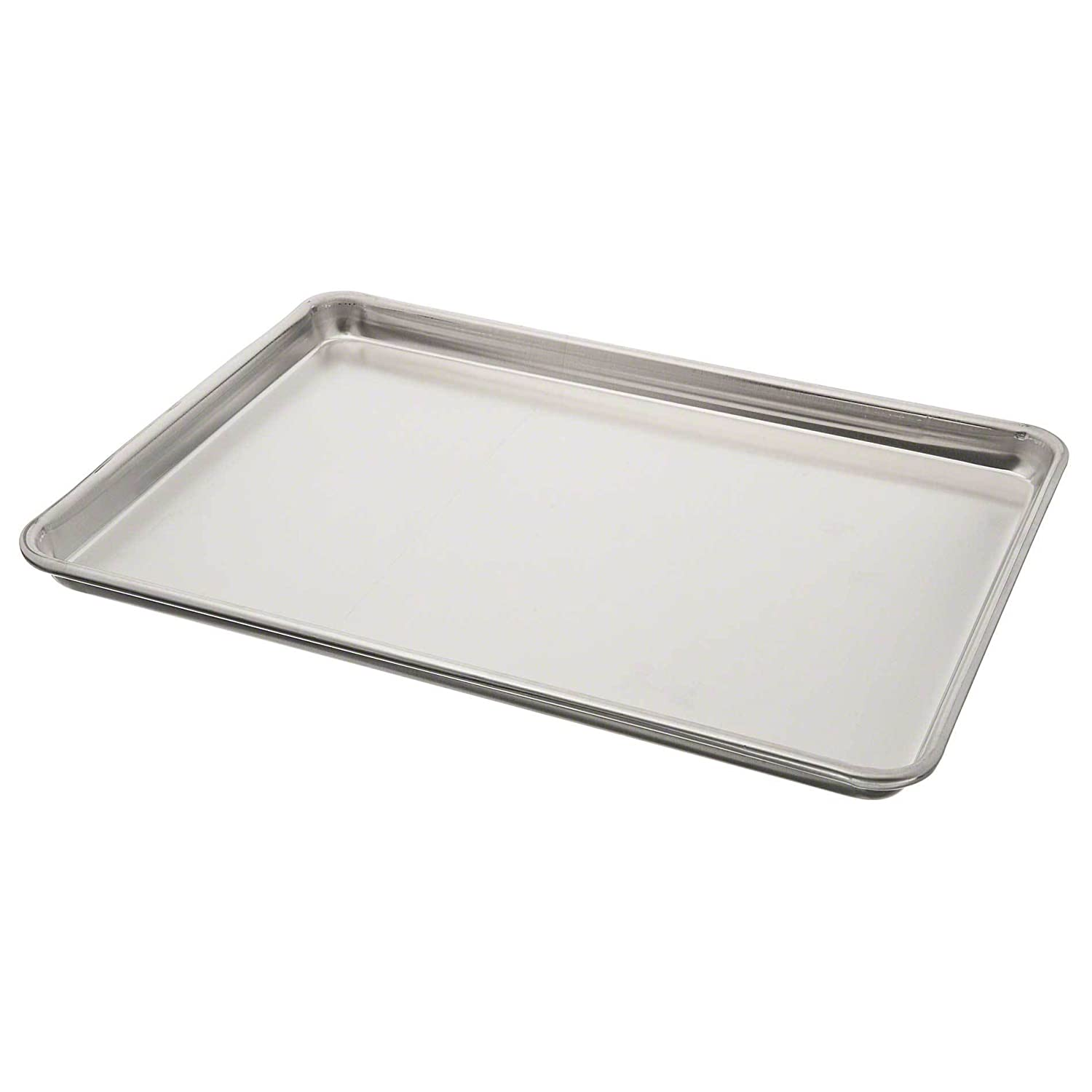 Vollrath 5303 Wear-Ever Half-Size Sheet Pan, 18-Inch x 13-Inch, Closed-Bead, Aluminum