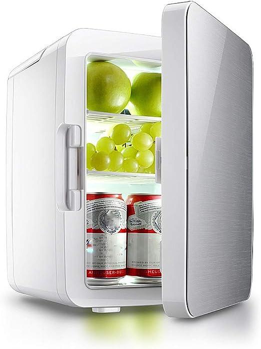 NCBH Mini refrigerador portátil Personal Refrigerador Compacto Se ...