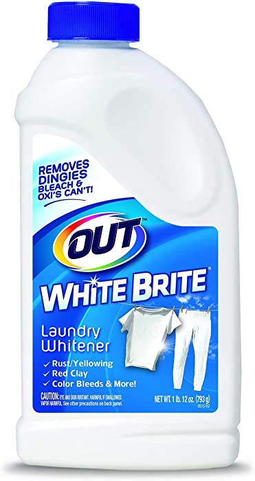 Top 10  Laundry Whitener