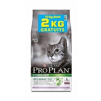 Pro Plan - Comida para gatos esterilizados, pavo: Amazon.es: Productos para mascotas