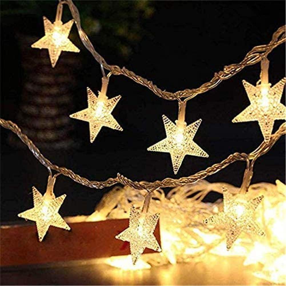 50-300 LEDs Solar Rope Fairy Lights String New Wedding Decor Garden Hot