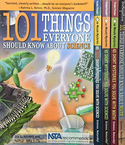 (Deluxe Smart Kid Book Set (One Minute Mysteries))