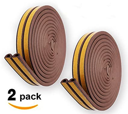Superbe Window Weather Stripping Tool Rubber Seal Draft Tape Draught Excluder  Stopper Self Adhesive For Sliding Doors