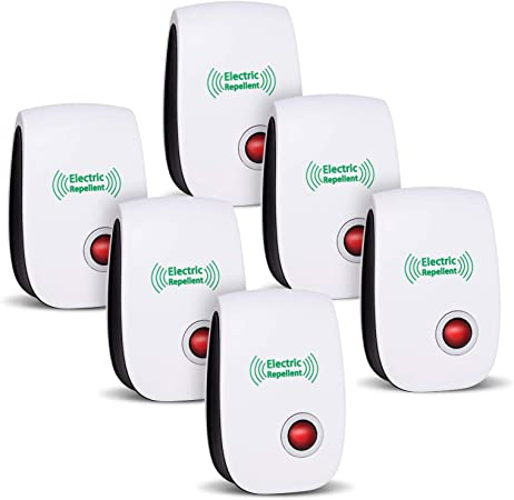 Ultrasonic Electronic Pest Repellent