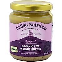 Orgánico sin procesar de la nuez de mantequilla