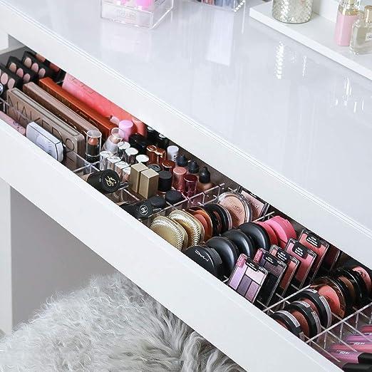 TidyUps DIVIDERS for Cosmetics - Juego de separadores para cajón ...
