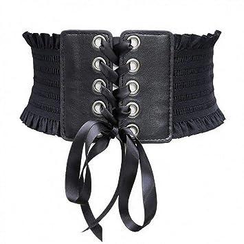 DYCHUN Cinturón Mujer Cinturón con Cordones De Moda para Mujer ...