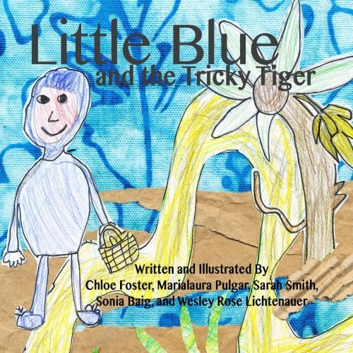 Red Smiths Hood Riding - Little Blue and the Tricky Tiger