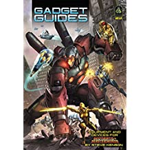 Mutants and Masterminds Gadget Guides
