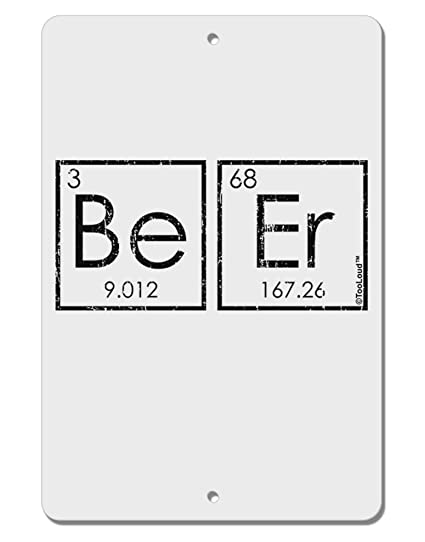 Amazon Tooloud Be Er Periodic Table Of Elements Aluminum 8 X