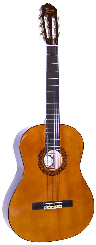 Vizcaya Don Jose Classical Guitar - Natural