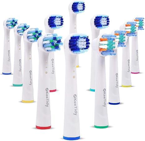 4 Oral Cross Azione b Compatibili Spazzolino elettrico Sostituzione spazzole