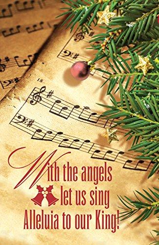 Our King Music Christmas Bulletin (Pkg of 50)]()