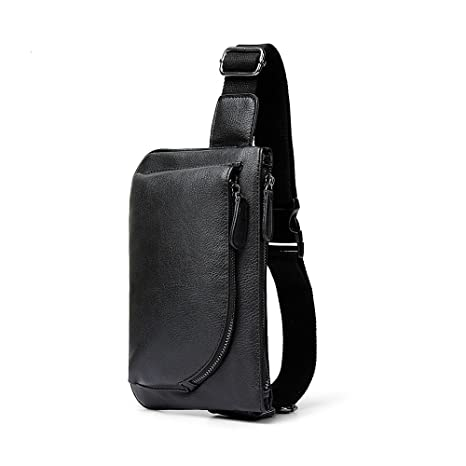 b922f93dcb10 Amazon.com : iVotre Shoulder Sling Bag Soft PU Leather Large ...