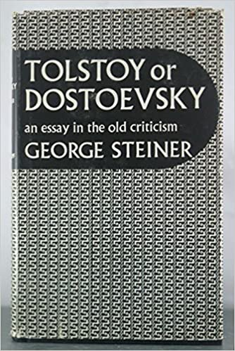Tolstoy or Dostoevsky has been added