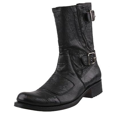 Homme 45 Bottes Boots Noir Sendra Eu Pour 5WXtZZnq