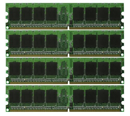 8GB 4X2GB Dell OptiPlex 745 DDR2 PC2-5300 Memory (MAJOR BRANDS)