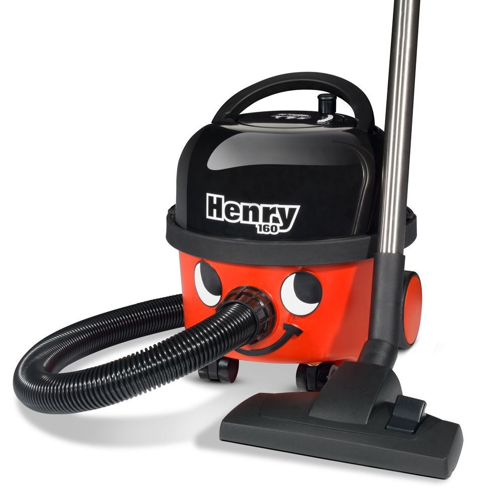 NaceCare 903361 HVR 160 Compact Henry Canister Vacuum with AST-1 kit