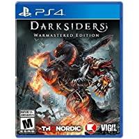 Deals on Darksiders Warmastered Edition PS4