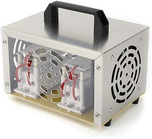 LiFuJunDong 20g / h 20000mg / h Purificador de Aire esterilizador ...