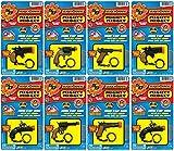 super bang cap gun - Ja-Ru Super Bang Mighty Midget Party Favor Bundle Pack