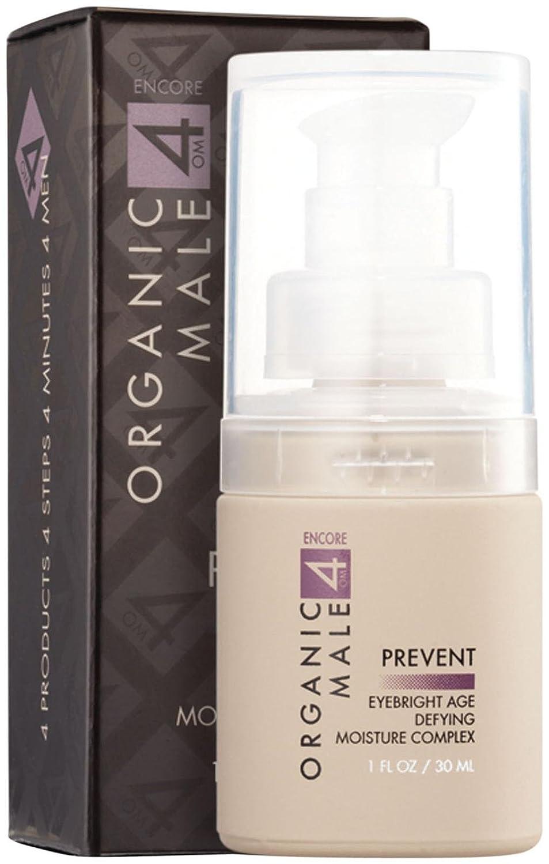 Organic Male OM4 Encore PREVENT: Eyebright Age Defying Moisture Complex - 1 oz