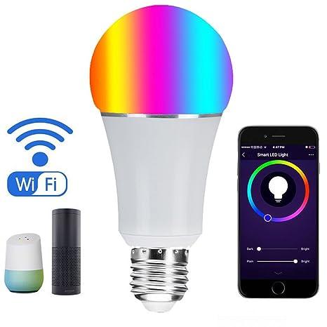 Bombillas LED de ahorro de aluminio con PC plástico Epistar LED 7 LED luz de estado