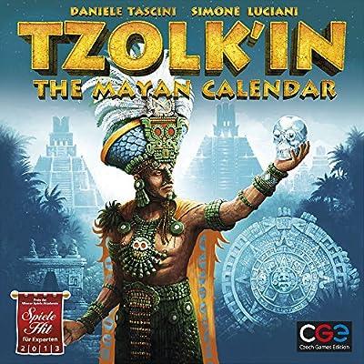 Czech Games Tzolk'in: The Mayan Calendar: Toys & Games