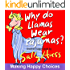 Children's Books: WHY DO LLAMAS WEAR PAJAMAS? (Adorable Rhyming Bedtime Story/Picture Book with All Kinds of Animals Wearing Silly Outfits, About Happy Choices, for Beginner Readers, Ages 2-7)