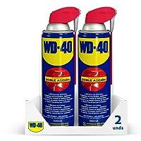 WD-40 Smeermiddel WD40, dubbel, 500 ml, verpakking van 2