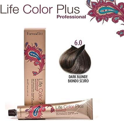 Farmavita Life Color Plus Tinte Capilar 6.0-90 ml