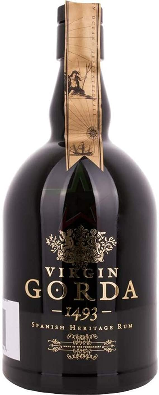 Virgin Gorda 1493 Spanish Heritage Rum - 700 ml