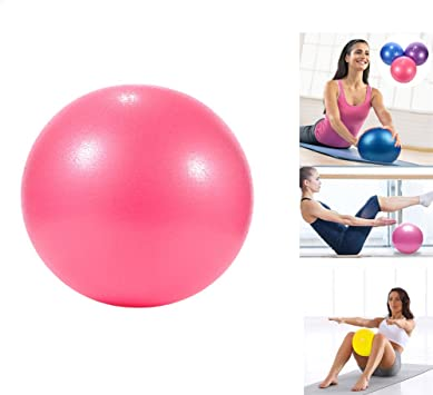 Pelota de yoga Pilates PVC a prueba de explosiones, resistencia ...
