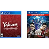 Yakuza Remastered Collection - PlayStation 4 & Yakuza 0 - PlayStation Hits - PlayStation 4