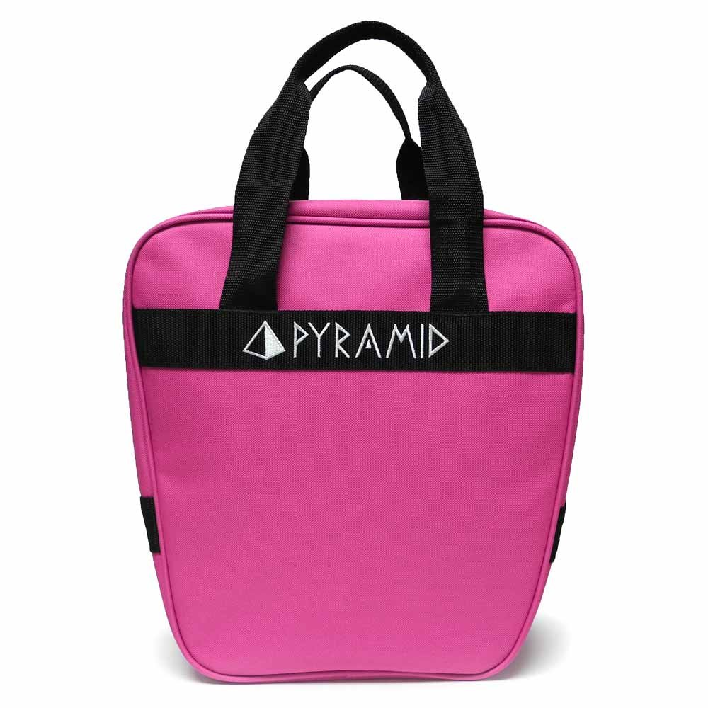 Pyramid Prime One Single Bowling Bag, Hot Pink by Pyramid