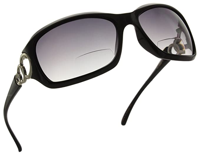 Amazon.com  Fiore Fashionable Bifocal Reading Sunglasses Readers for ... 9bce95c72a