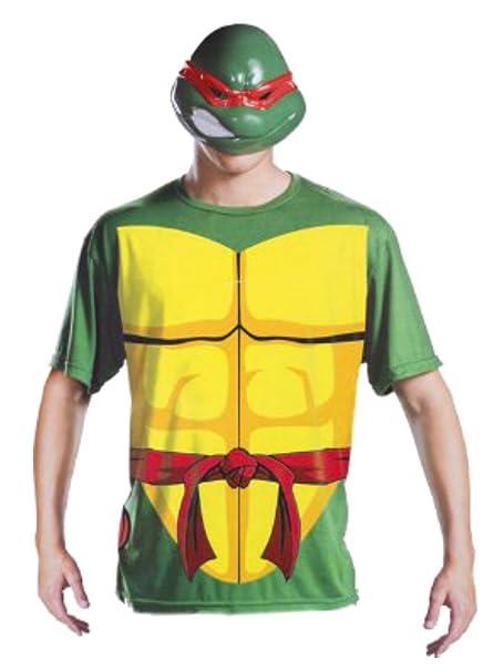 Amazon.com: Teenage Mutant Ninja Turtles Raphael Mens ...