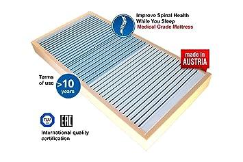 a2f0e1653fb Detensor Back Pain Relief Medical Grade Mattress King Size Best Mattress  for Passive Long-Term