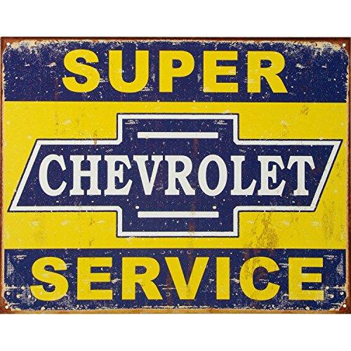 (New Chevrolet Super Service Chevy 16