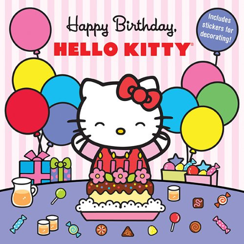 Happy Birthday Hello Kitty - Happy Birthday, Hello Kitty