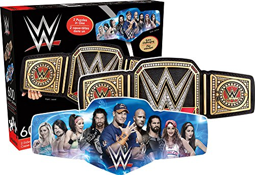 Aquarius Wwe Jigsaw Puzzle (600 Piece) by Aquarius
