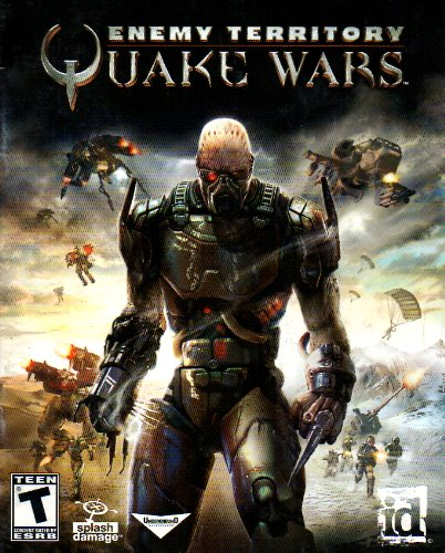 (Enemy Territory - Quake Wars PS3 Instruction Booklet (Sony PlayStation 3 Manual ONLY - NO GAME) [Pamphlet ONLY - NO GAME INCLUDED] Play Station)