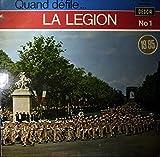 Quand Defile... La Legion, No. 1 - Musique De La Legion Etrangere, Captain M. Lasalmonie, 1960s
