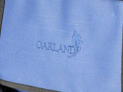 Oakland - Bolso al hombro para hombre large Azul